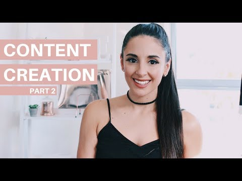CONTENT CREATION FOR SOCIAL MEDIA | Which Platforms to Choose