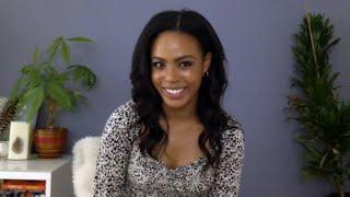 DWTS: Britt Stewart REACTS to Being First Black Female Pro (Exclusive)