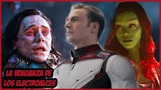 5 INTERROGANTES SIN RESPUESTA Que Dejó Avengers Endgame – MCU Fase 4 Electroalces POP -