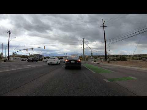 El Coronado Family Restaurant to Secrist Middle School, 3400 S Houghton Rd, Tucson, Arizona GX011317
