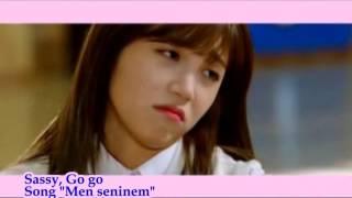 "Sassy, go go ""Im yours"" Kang Yeon-doo & Kim Yeol Korean drama"