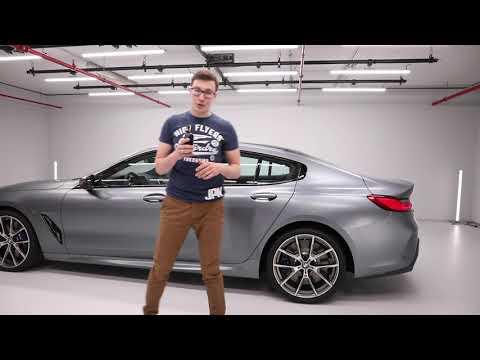 ТАКОГО ЕЩЕ НЕ БЫЛО! BMW M850i GRAN COUPE. Первый взгляд на БМВ 850 ГранКупе