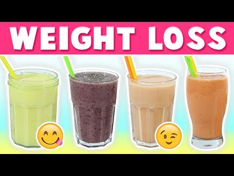 10 Vibrant Smoothies Under 300 Calories