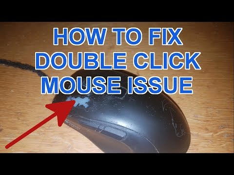 How To Fix Mouse Double Click Issue / ROCCAT Mouse Switch Replacement