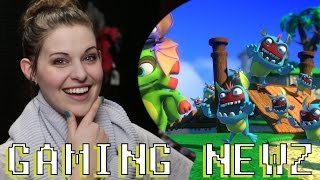 Co-Oppin In Yooka-Laylee!  | GAMING NEWZ