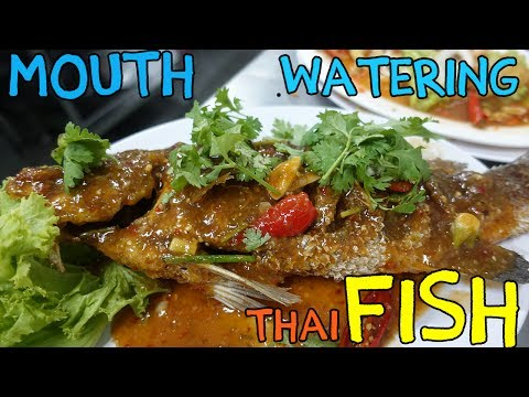 AMAZING Restaurant Tour of Bangkok Thailand