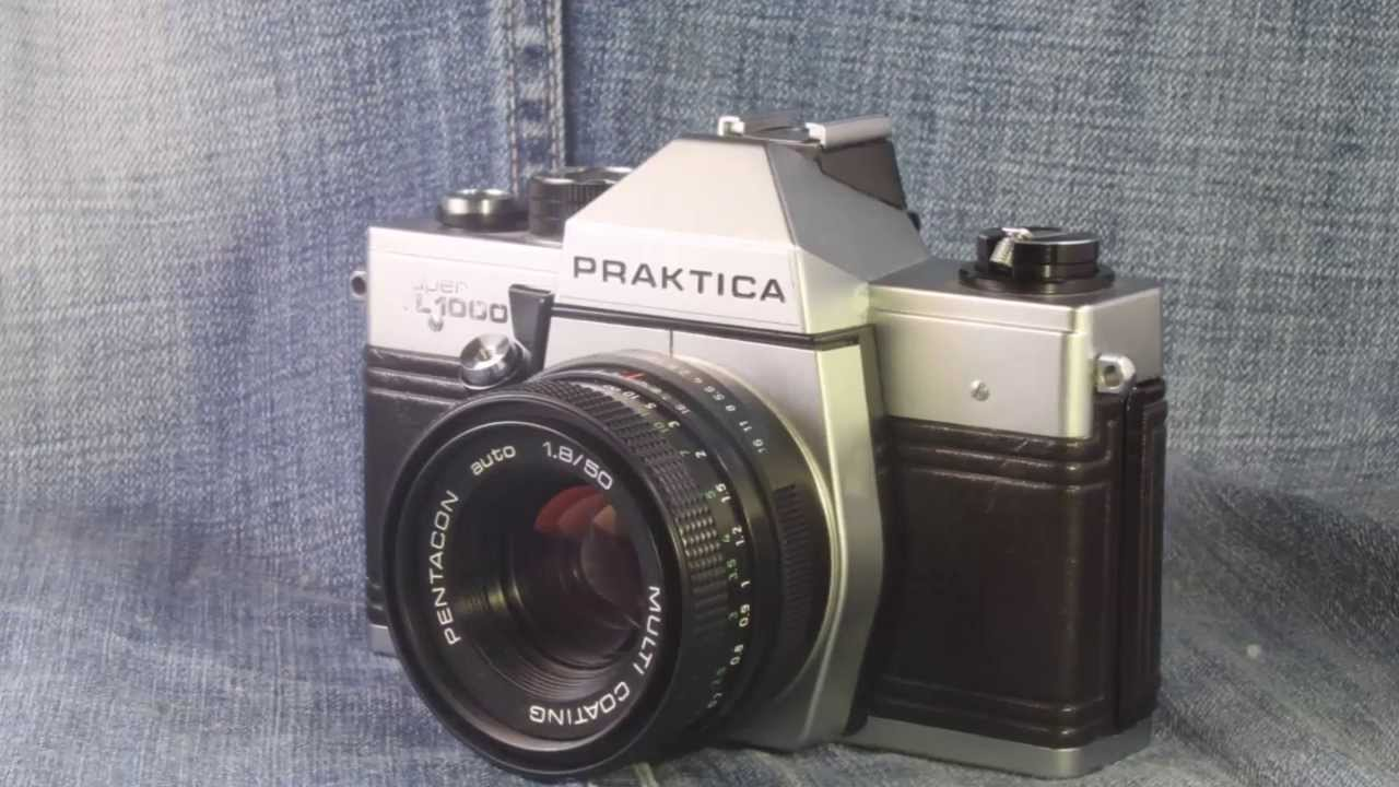 Praktica super tl youtube