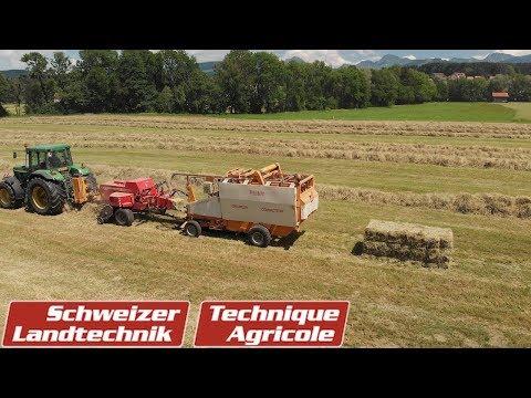 Belair: Pressen und Bündeln im Einmann-Betrieb