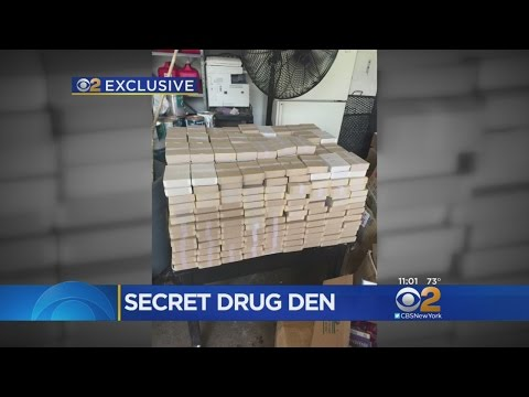 Brooklyn Drug Den Uncovered
