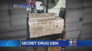 Brooklyn Drug Den Uncovered
