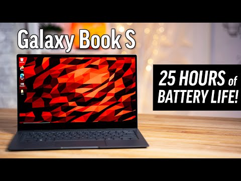 2020 Galaxy Book S Review – is ARM Ready for the Masses?