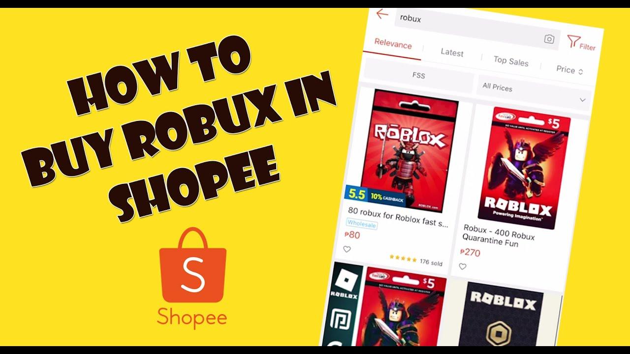 Shopee Demo 1: How to shop using Shopee PH App (Tagalog