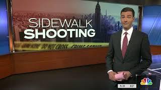 Woman Shot Point Blank on Brooklyn Sidewalk in Graphic, Brazen Crime | NBC New York