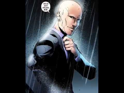Smallville Lex Luthor Comic Tribute