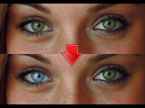 How To Naturally Change Eye Color From Brown To Green