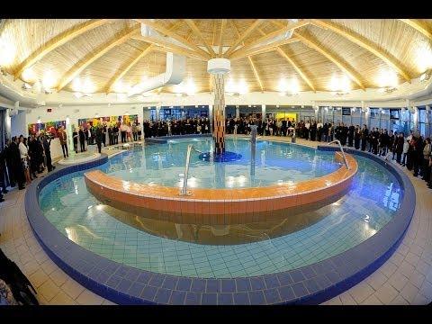 Kukuričné dožinky 15.12.2013 - Slávnostné otvorenie Wellness centra