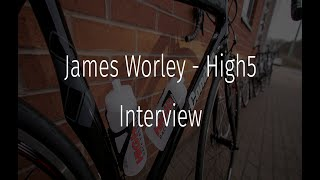 James Worley - High5 Sports Nutrition | HMT with JLT Condor Cycling Team