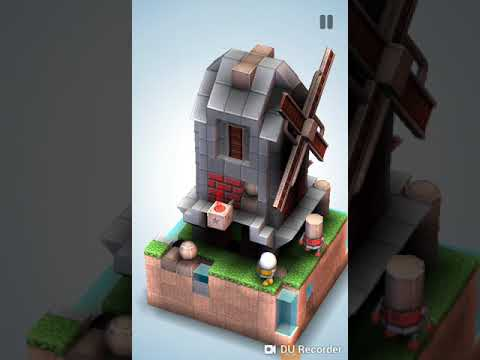 Today's featured level   Rusty roof by Block Builder   mekorama