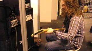 Jaden Rose 7 string - Diezel Amplification + TED MAUL - grrrrr