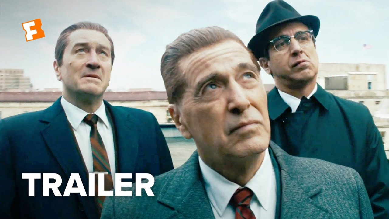 The Irishman Trailer #1 (2019)   Movieclips Trailers
