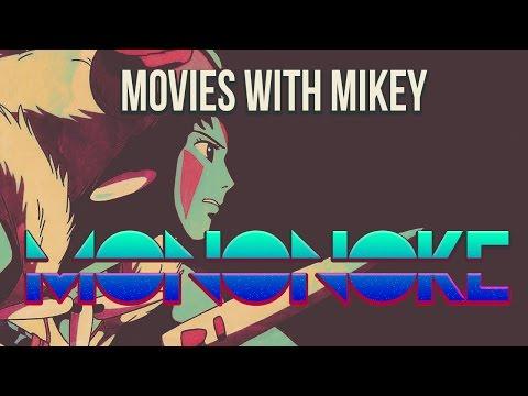 Princess Mononoke (1997) - Movies with Mikey