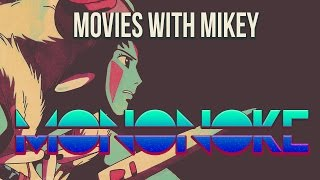 Princess Mononoke (1997) - Movies with Mikey