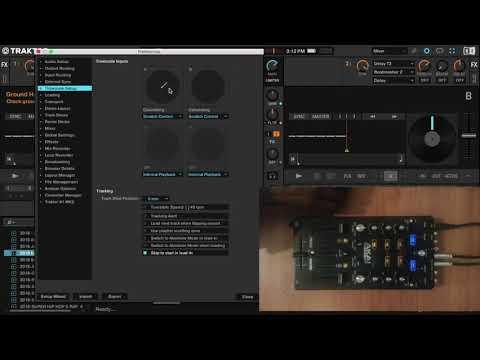 TRAKTOR PRO 3 DVS SCRATCH WITH ANY SOUND CARD