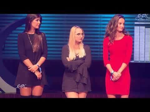 ERC Awards 2017 - Great Amber Hall Liepaja
