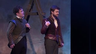 National Theatre Live: Rosencrantz & Guildenstern Are Dead | On-stage trailer