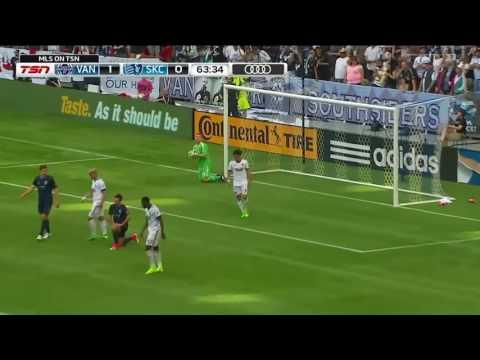 Highlights: Whitecaps FC vs. Sporting Kansas City