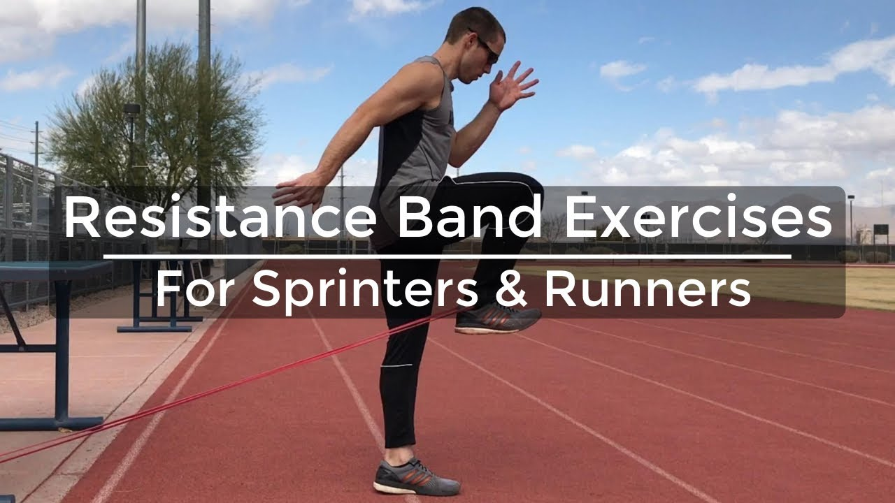 Weight exercises for sprinters