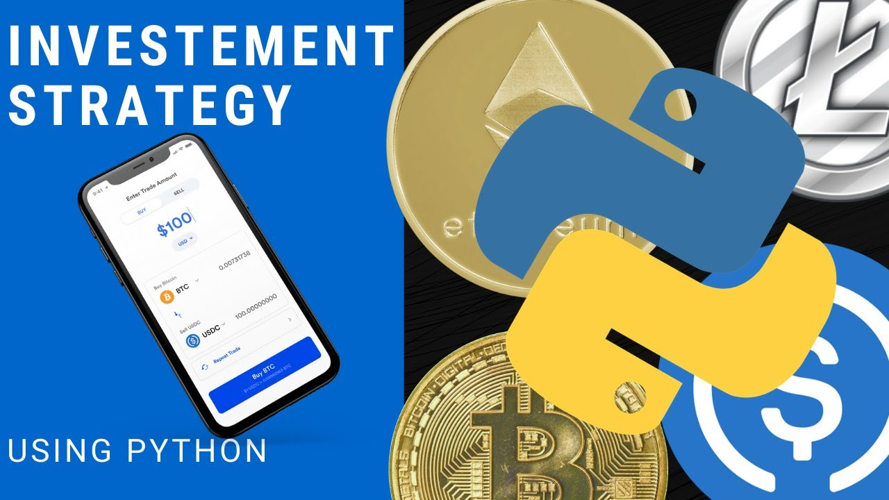 Investment Strategy Using Python and BlockFi