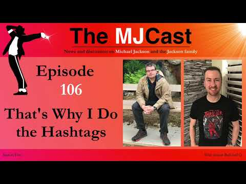 The MJCast - Episode 106: That's Why I Do The Hashtags