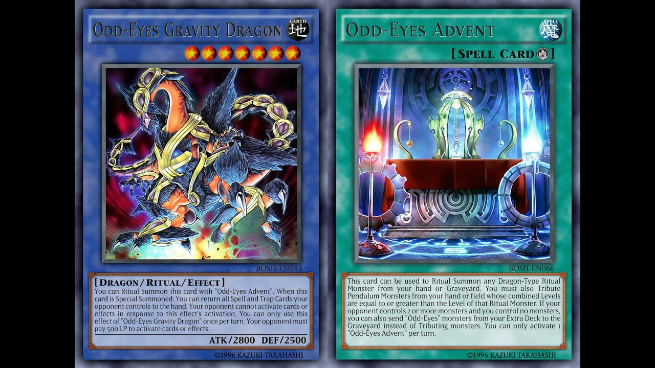 Updated Odd-Eyes Magicians Deck Profile (Post Breakers of ... - photo#33