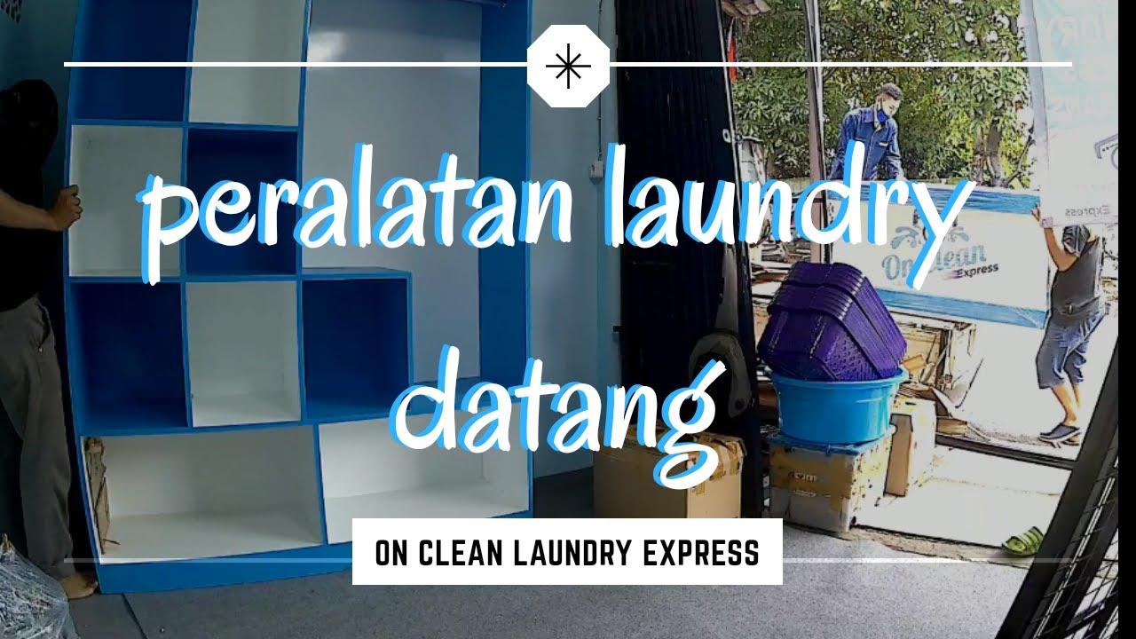 Membuka bisnis laundry sendiri - YouTube