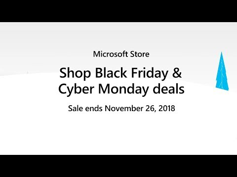 Microsoft Store | Black Friday-Cyber Monday 2018 Digital Deals