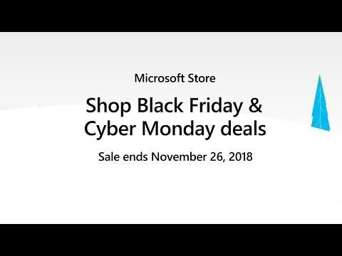 Microsoft Store   Black Friday-Cyber Monday 2018 Digital Deals