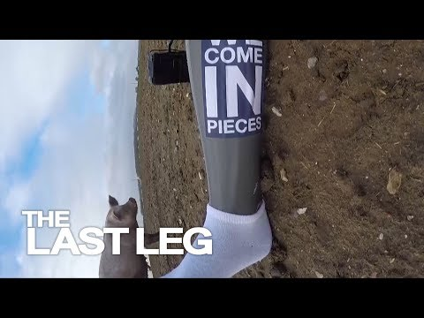 The Last Leg Comes Back Down To Earth - The Last Leg