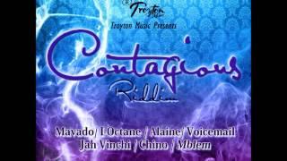 #Reggae - Jah Vinci 2013 -  Ghetto Youths (Contagious Riddim)