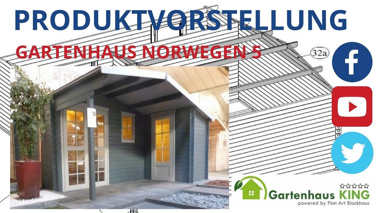 Gartenhaus King Gartenhaus Norwegen 5 Bestseller Youtube