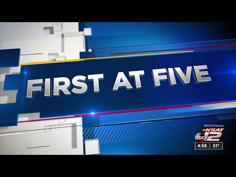 KSAT 12 News at 5, Jan. 30, 2020