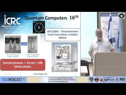 Technology and Terrorist Threats