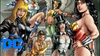 Las 10 heroínas mas poderosas de DC Cómics!!!