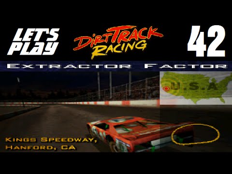 Let's Play Dirt Track Racing - Part 42 - Y5R4 - Kings Speedway