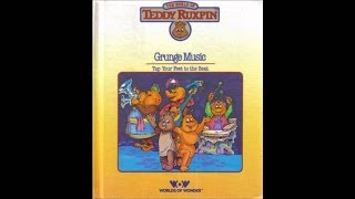 Teddy Ruxpin - Book 07 - Grunge Music