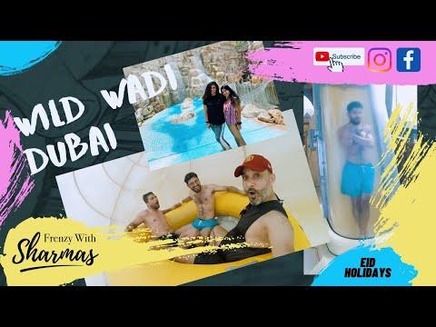 Wild Wadi Waterpark |Dubai |Adventure |Best Rides |Burj Al Arab View| Extreme Waterslides| Vlog 11