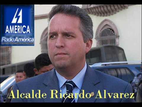 Ricardo Alvarez Radio America Honduras