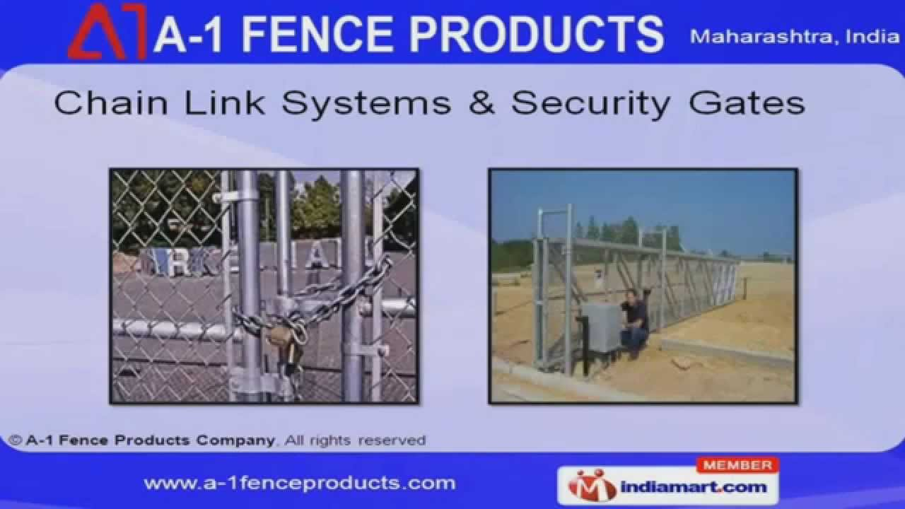 A 1 Fence Products Co Pvt Ltd Tumb Vankas
