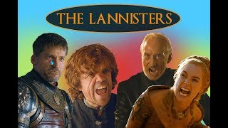 The Lannisters Having Family Issues