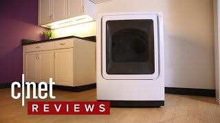 Samsung DV7750 dryer review